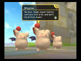 Final Fantasy: Crystal Chronicles - My Life as a King Wii The moogle brothers are at your service.