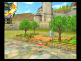 Final Fantasy: Crystal Chronicles - My Life as a King Wii A nice park