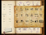 Dracula: Origin Windows A difficult riddle where you need to match the hieroglyphs with words, only using a handful clues.