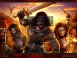 Age of Conan: Hyborian Adventures Windows Main Menu