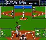 Roger Clemens' MVP Baseball NES While pitching the baserunners can be seen in little windows to see if they are trying to steal a base.