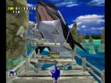 Sonic Adventure DX (Director's Cut) GameCube The classic orca chase.