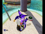 Sonic Adventure DX (Director's Cut) GameCube Big the cat.
