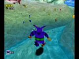 Sonic Adventure DX (Director's Cut) GameCube Big swims, or rather, fat floats.
