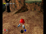 Sonic Adventure DX (Director's Cut) GameCube Gliding in the direction that the radar indicates.