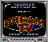 Dream TV SNES Title screen