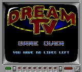 Dream TV SNES Game over