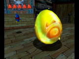 Billy Hatcher and the Giant Egg GameCube The hatchling leads the way.