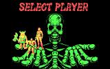 Golden Axe DOS Choose your destiny (CGA)