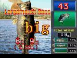 Fisherman's Bait: A Bass Challenge PlayStation What a big boy!
