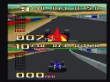 World Tour Racing Jaguar 2-Player Mode