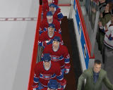 NHL 2005 Windows Group of montreal players