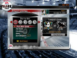 NHL 2005 Windows Dynasty central