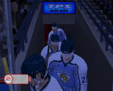 NHL 2005 Windows Players entering arena