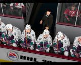 NHL 2004 Windows Players and coach