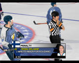 NHL 2004 Windows Penalty for Teemu Selanne