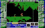 Zeliard DOS A forest world (Tandy/PCjr)