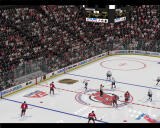 NHL 2004 Windows View from far above arena