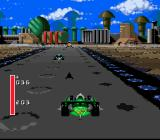 Battle Cars SNES If win by driving skill alone isn't your style, you can always try some of these handy missiles!