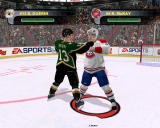 NHL 2003 Windows Players ready to start fighting.