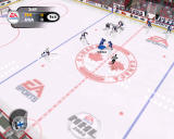 NHL 2003 Windows Going through the center line.
