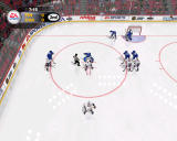 NHL 2003 Windows Face off at finlands defence zone