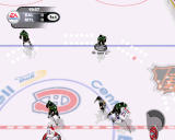 NHL 2003 Windows Crossing the blue line.