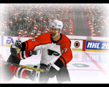 NHL 2003 Windows Before the match starts, you will see best clips from other games with the team you selected.