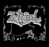 Zeliard DOS Title screen (Hercules Monochrome)