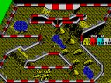 Ivan 'Ironman' Stewart's Super Off Road ZX Spectrum Track five