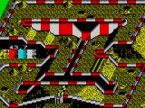 Ivan 'Ironman' Stewart's Super Off Road ZX Spectrum Track seven