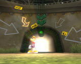 Rayman Raving Rabbids Windows Rayman completed the test successfully.