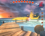 Rayman: Raving Rabbids Windows Great, now they have a submarine.