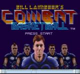 "Bill Laimbeer's Combat Basketball SNES Before Dennis Rodman, the bad boy of the NBA was this fellow. How bad was he? Bad enough to earn him a starring role in a game called ""combat basketball""..."