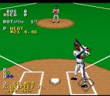 Ken Griffey Jr Presents Major League Baseball SNES And now up to bat, the only real player in this entire game, Ken Griffey Jr! (Applause)