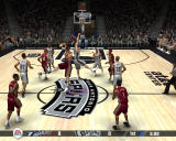 NBA Live 08 Windows Match starts in the middle