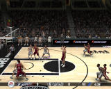 NBA Live 08 Windows Second free throw.View from the side.