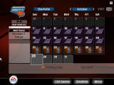 NBA Live 08 Windows Dynasty mode