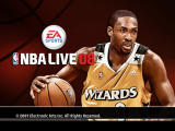 NBA Live 08 Windows Main title
