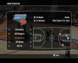 NBA Live 08 Windows You can view from where you have tried to score
