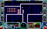 Fire Hawk: Thexder - The Second Contact DOS Located some energy, but on the wrong side of a wall! (MCGA)