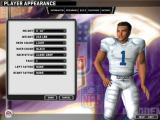 Madden NFL 07 Windows You can create and edit your own players.