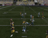 Madden NFL 07 Windows Players down in the field