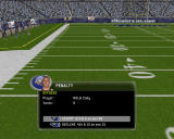Madden NFL 07 Windows Player gets a penalty.