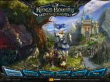 King's Bounty: The Legend Windows Main menu (Russian)