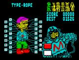 Type-Rope ZX Spectrum This is the first one to be rescued.
