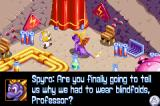 Spyro: Attack of the Rhynocs Game Boy Advance Intro