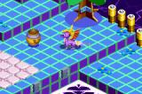 Spyro: Attack of the Rhynocs Game Boy Advance Inside the virtual playground