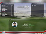 Tiger Woods PGA Tour 07 Windows Golfer selection screen