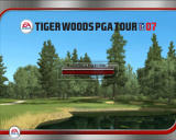 Tiger Woods PGA Tour 07 Windows Loading screen